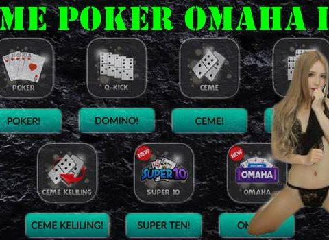 Game Poker Omaha IDN Mengenal Variasi Populer Permainan